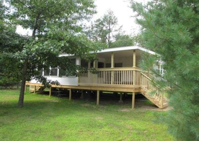 Another New Member All Moved in with Deck and 3 Season Porch