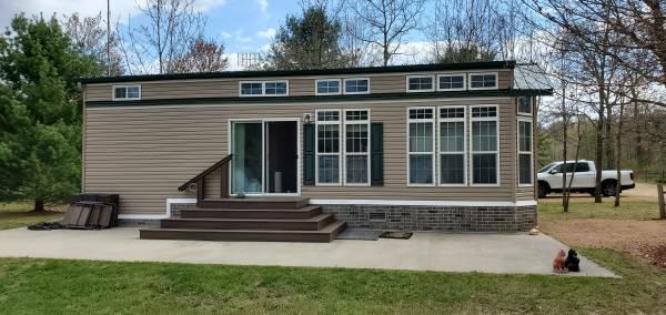 2017 Park Model & Camp Site 218 exterior