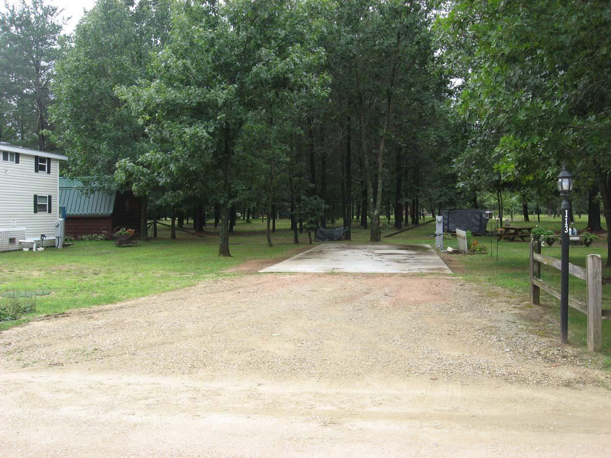 Buck's Crossing Site 113